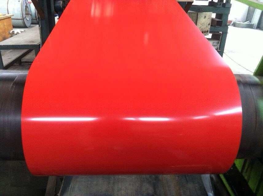 Color Coated Galvanized Steel Coils (PPGI/PPGL)