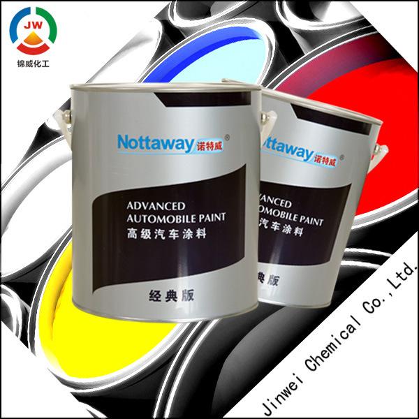 Jinwei Auto Spray Customized Color Electrostatic Powder Paint Coating