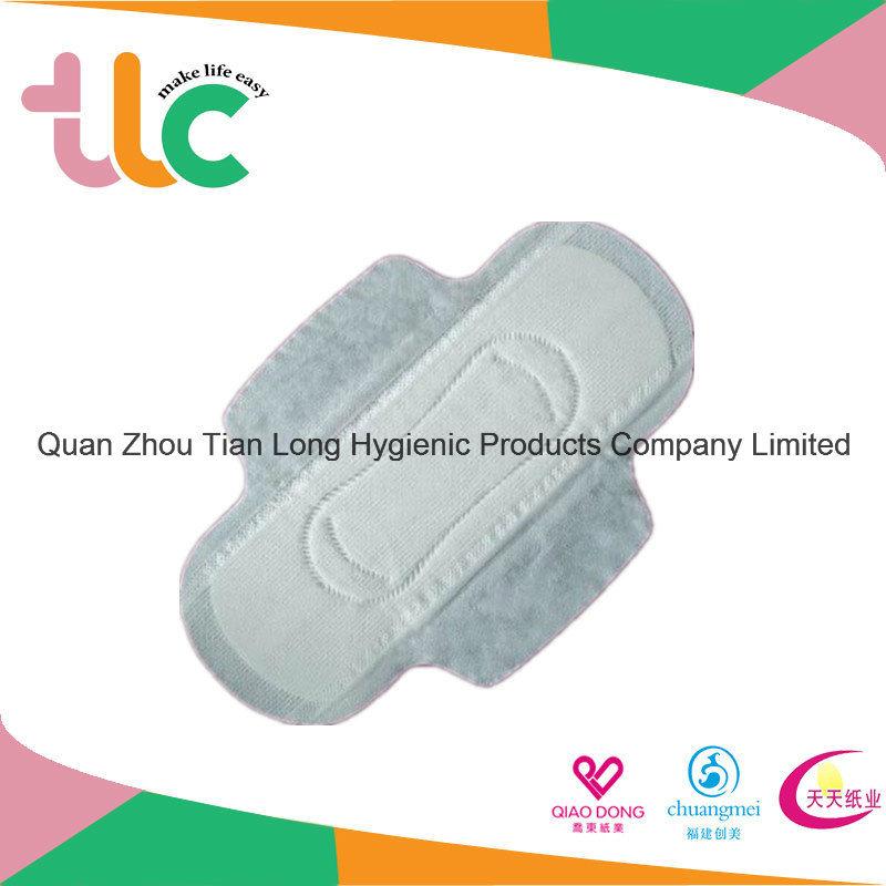 Hot China Manufacturer Customized Brand Name Sanitary Napkin