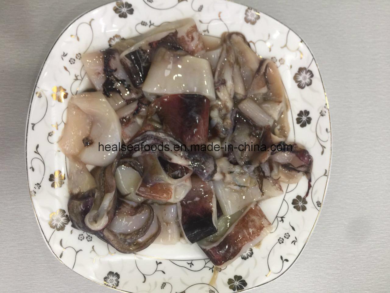 Frozen Squid Ring (Black Squid)