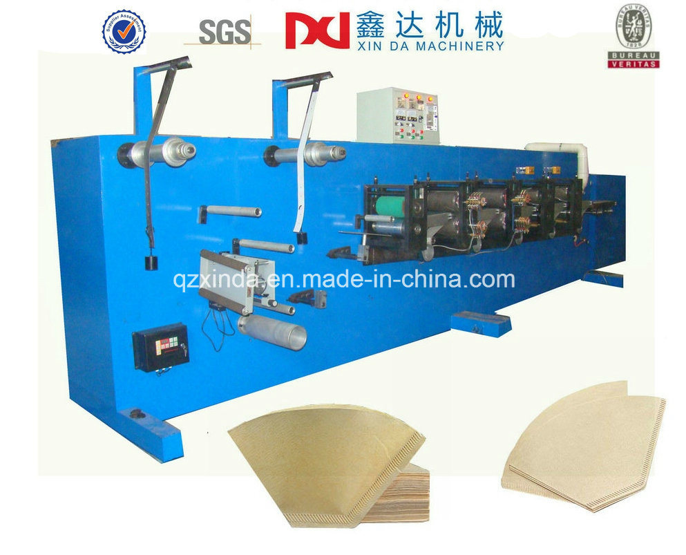 China Full Automatic Coffee Filter Bags Making Machine Price Bag Paper