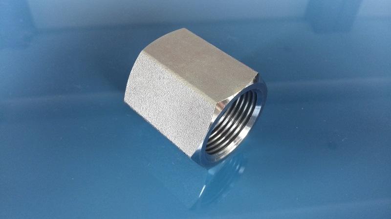 Bsp Female Socket Straight (7B)