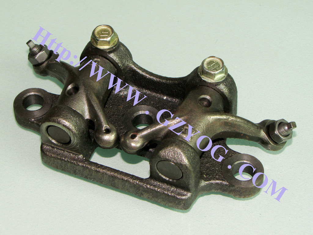 Yog Motorcycle Engine Spare Parts Rocker Arm With Bearing Up Bajaj Wave  St70 Ft110 At110 Biz110