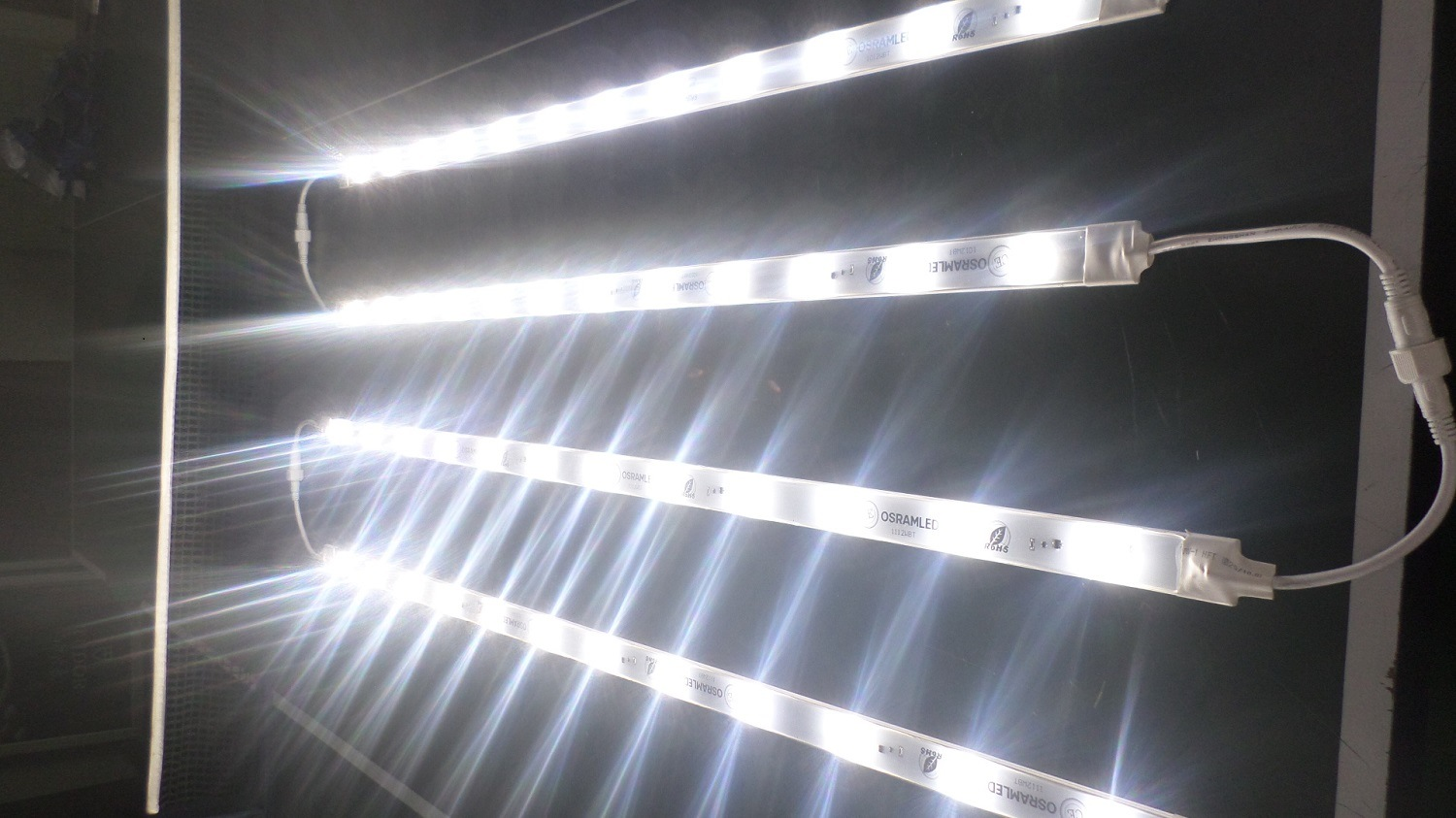 Waterproof 24V 36W Bridgelux LED Light Bar for Light Boxes