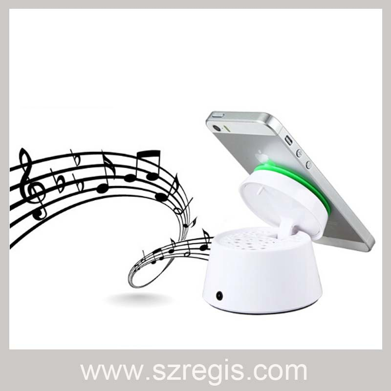 Portable Stereo Audio Loudspeaker Mini Speaker Support MP3 MP4
