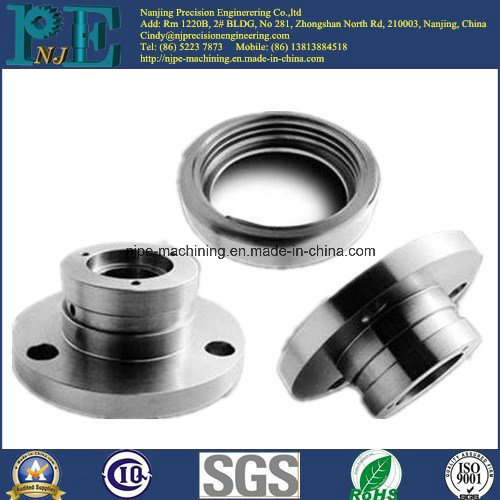 Precision Stainless Steel CNC Machining Components