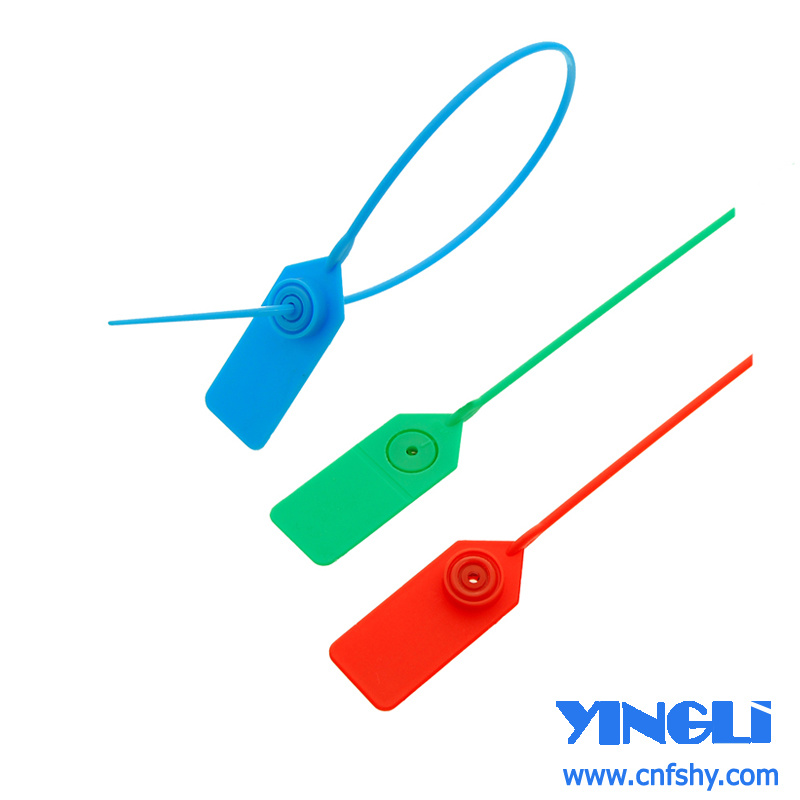Disposable Customized High Security Plastic Seal (YL-340T)