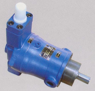 Hydraulic Piston Pump 40ycy14-1b Pressure Compensation Variable Axial Plunger Pump