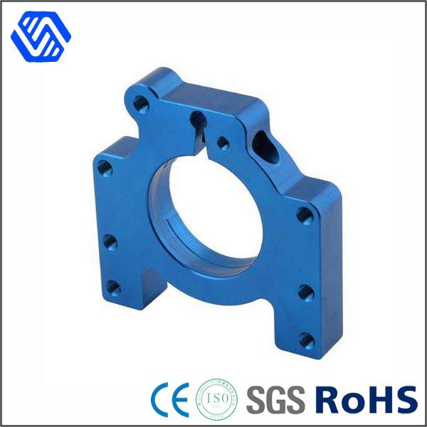 Aluminium CNC Turning Part 6061 Material Anodized CNC Machining Parts