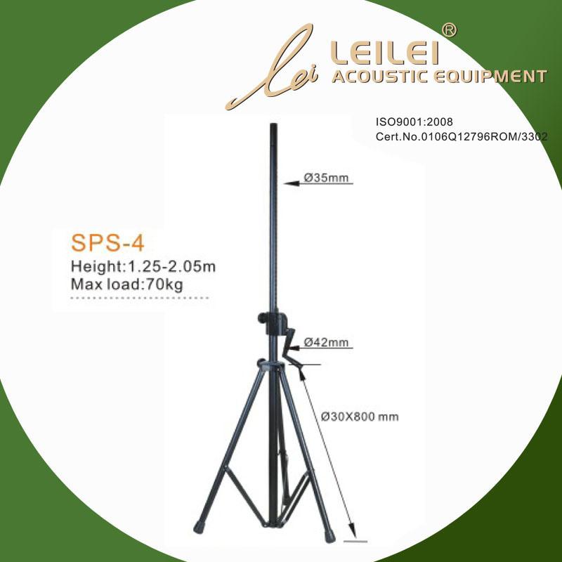 Adjustable Speaker Base Floor Stand (SPS-4)