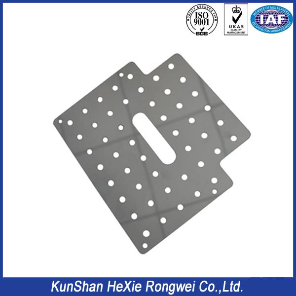 Aluminum 6061 Sheet Metal Fabrication Punching Cutting and Folding