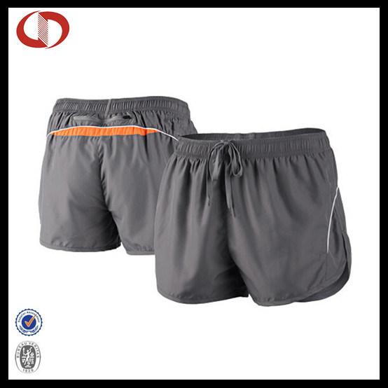 Latest Design Breathable 100% Polyester Sport Shorts Men