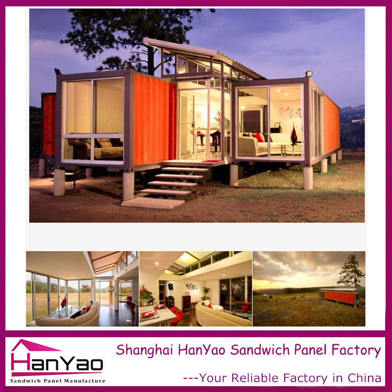 High Quality Steel Structure Modular Container House