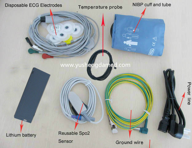 Top-Selling Medical Equipment Multi-Parameter Patient Monitor