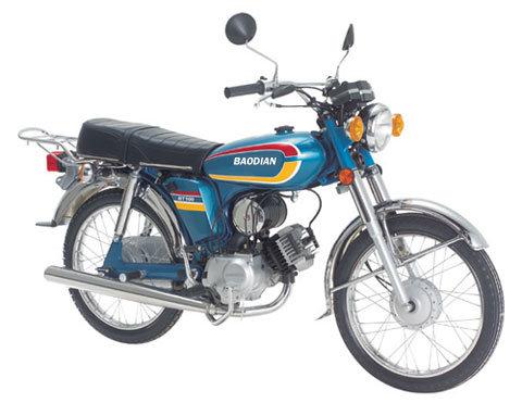 2 stroke motorcycle  bd100