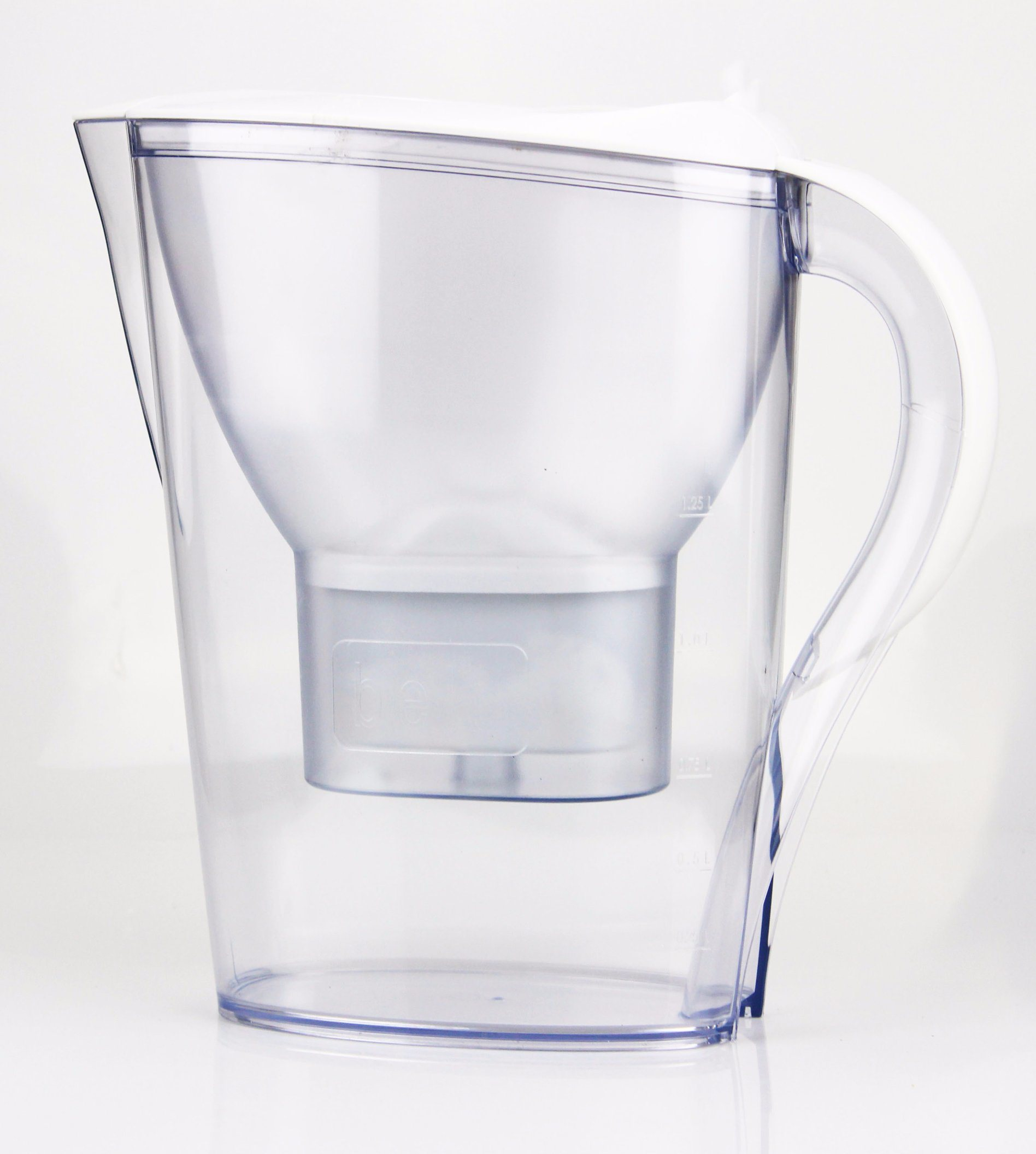 2.5L Plastic Water Pitcher with New Style (HWP-04)