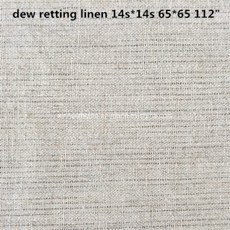 Linen Fabric/Ramie Fabric/Dew Retting Linen/Cotton Linen Fabric