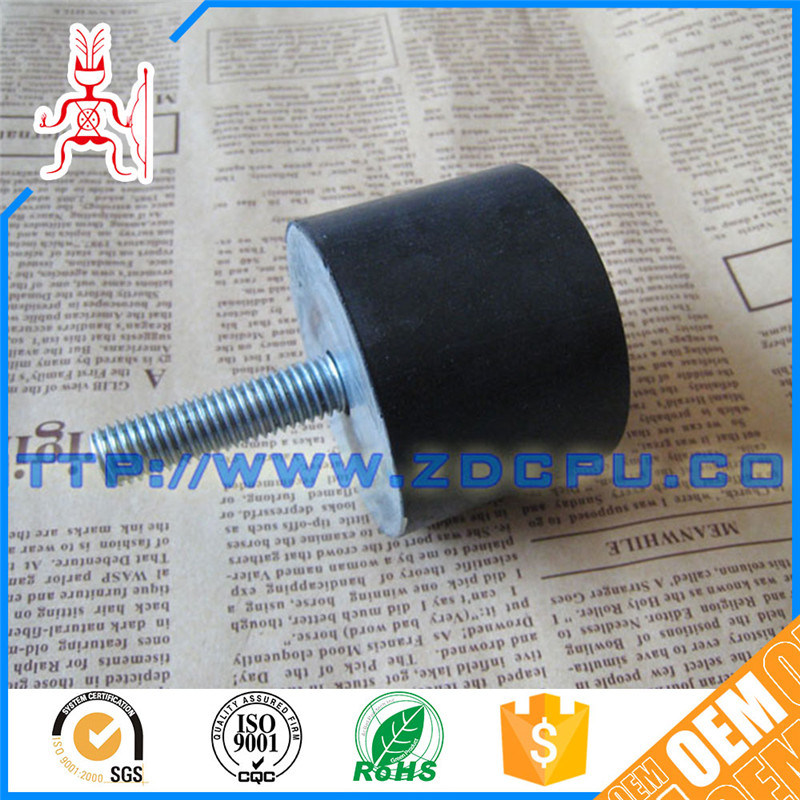 Various Size M6-M12 Metal Screw Anti Vibration Rubber Mount
