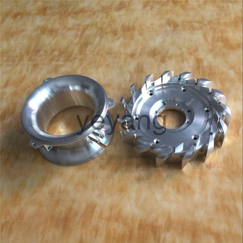 CNC Machining Parts Made of Aluminum Alloy for Model Aircraft Parts