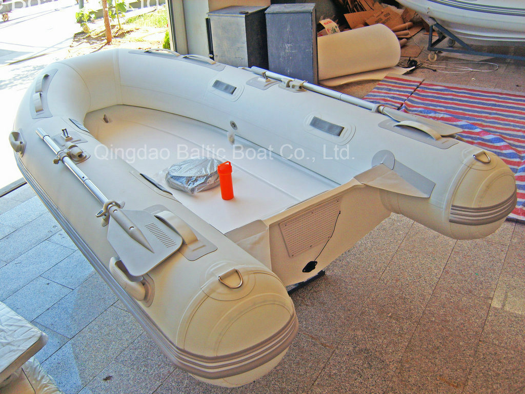 Hypalon Rigid Hull Rib Boat 330 Dinghy Tender for Yacht