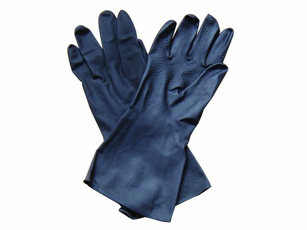 Working Leather Gloves with CE Approval (SQ-056)