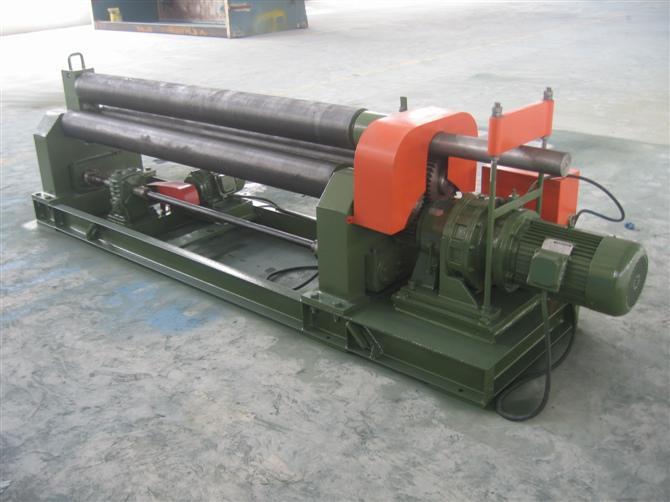Mechanical Three Roller Rolling Machine (W11 25X3000)