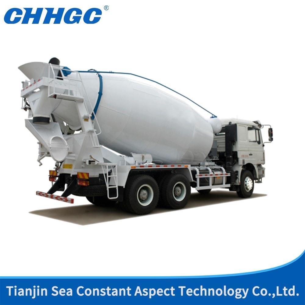 Concrete Mixer Truck 5