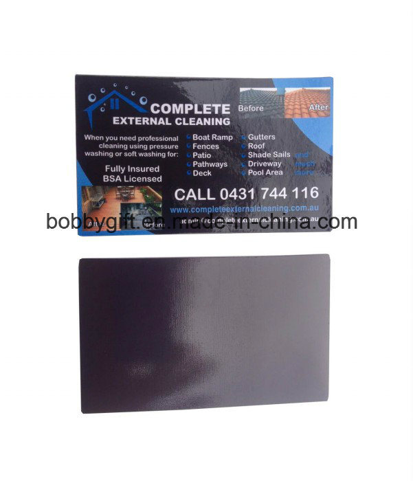 Wholesale Printed Magnetic Business Card Fridge Magnet