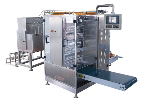 Shampoo/Honey/Ketchup/Sauce Automatic Packing Machine with Ce Certificate