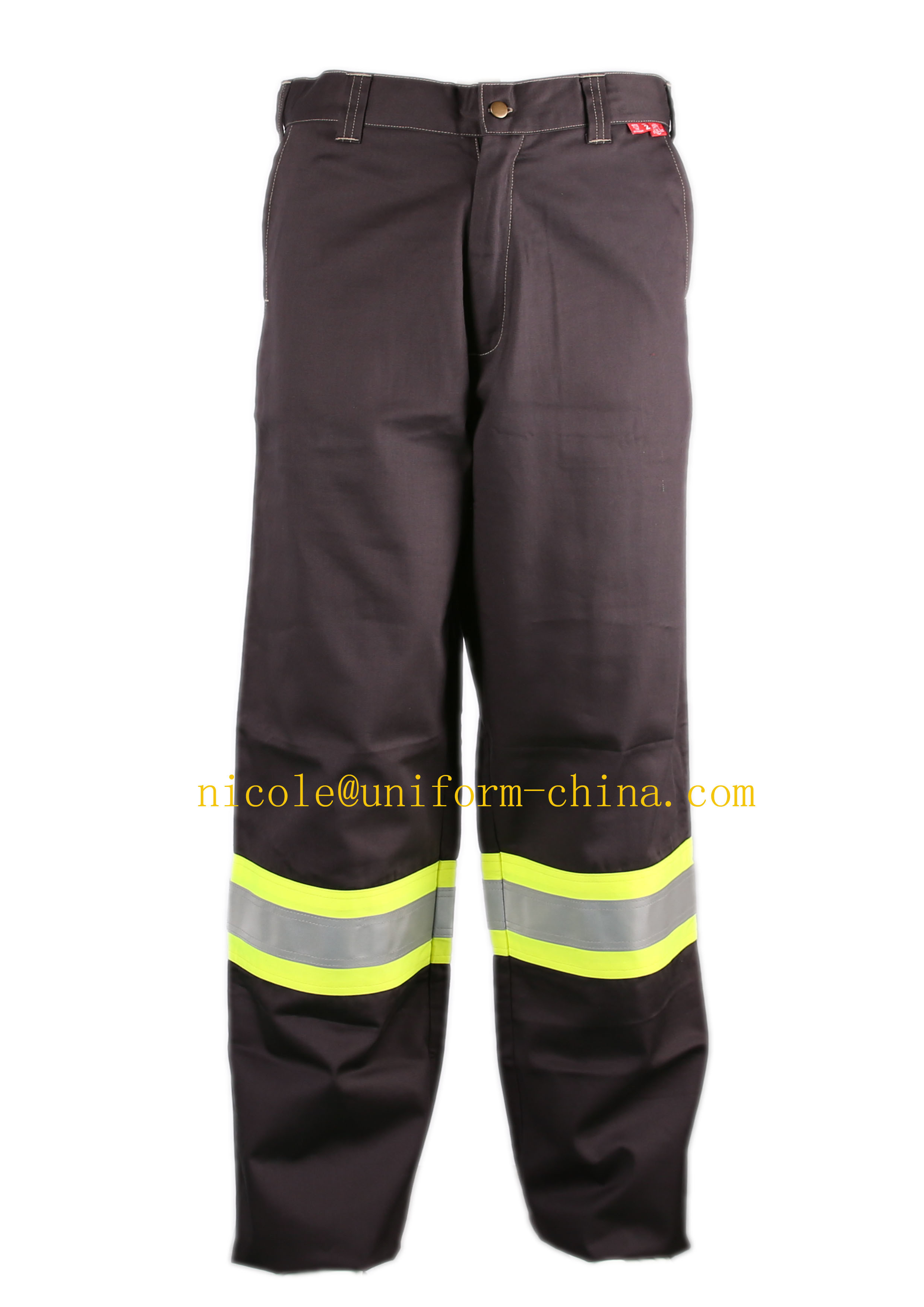 UL Certificates Mens Flame Resistant and Heat Insulation Pants for Working