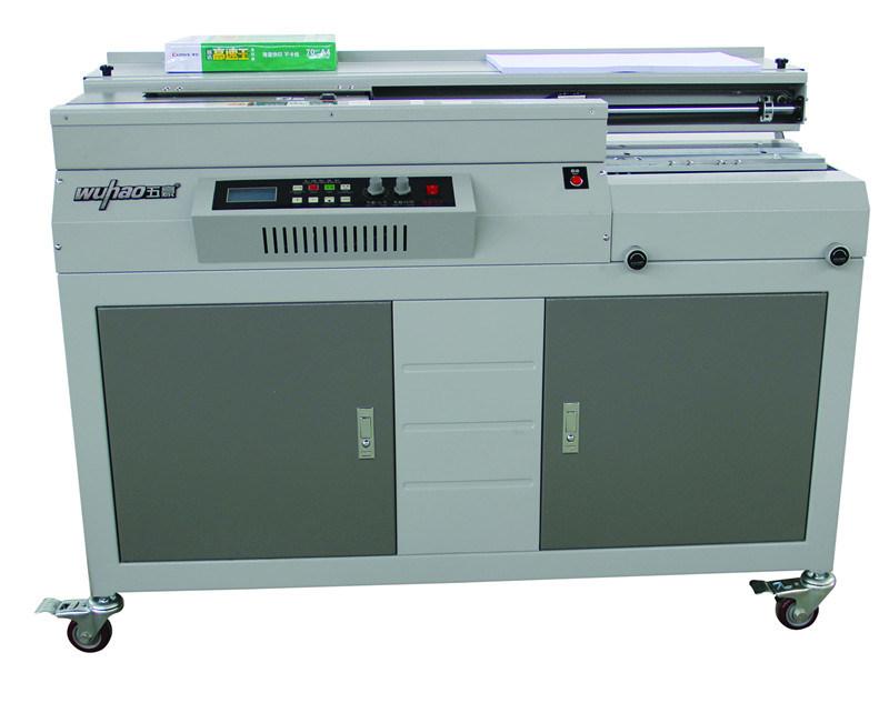 A4 Paper Pefect Book Glue Binding Machine (50A)
