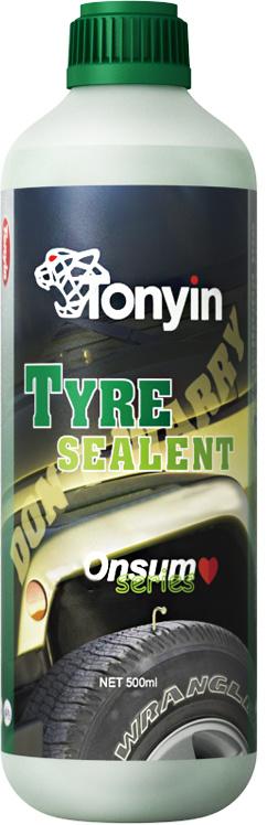 Puncture Repair Liquid Tyre Sealant, Tyre Fix for Car Care