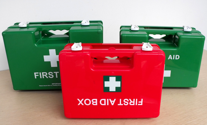 IP65 ABS Plastic First Aid Case