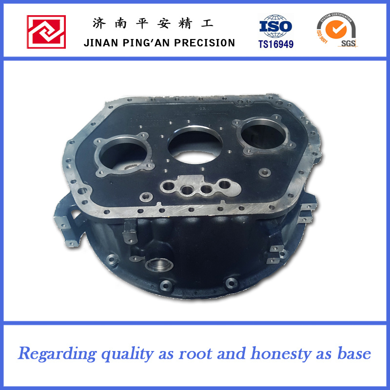 Gearbox Shell of Auto Parts for Heavy Trucks with ISO 16949