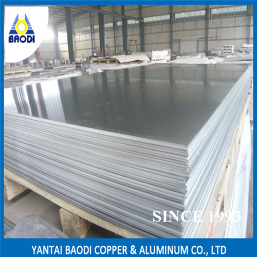 Aluminium Plate 5052 5083 5754