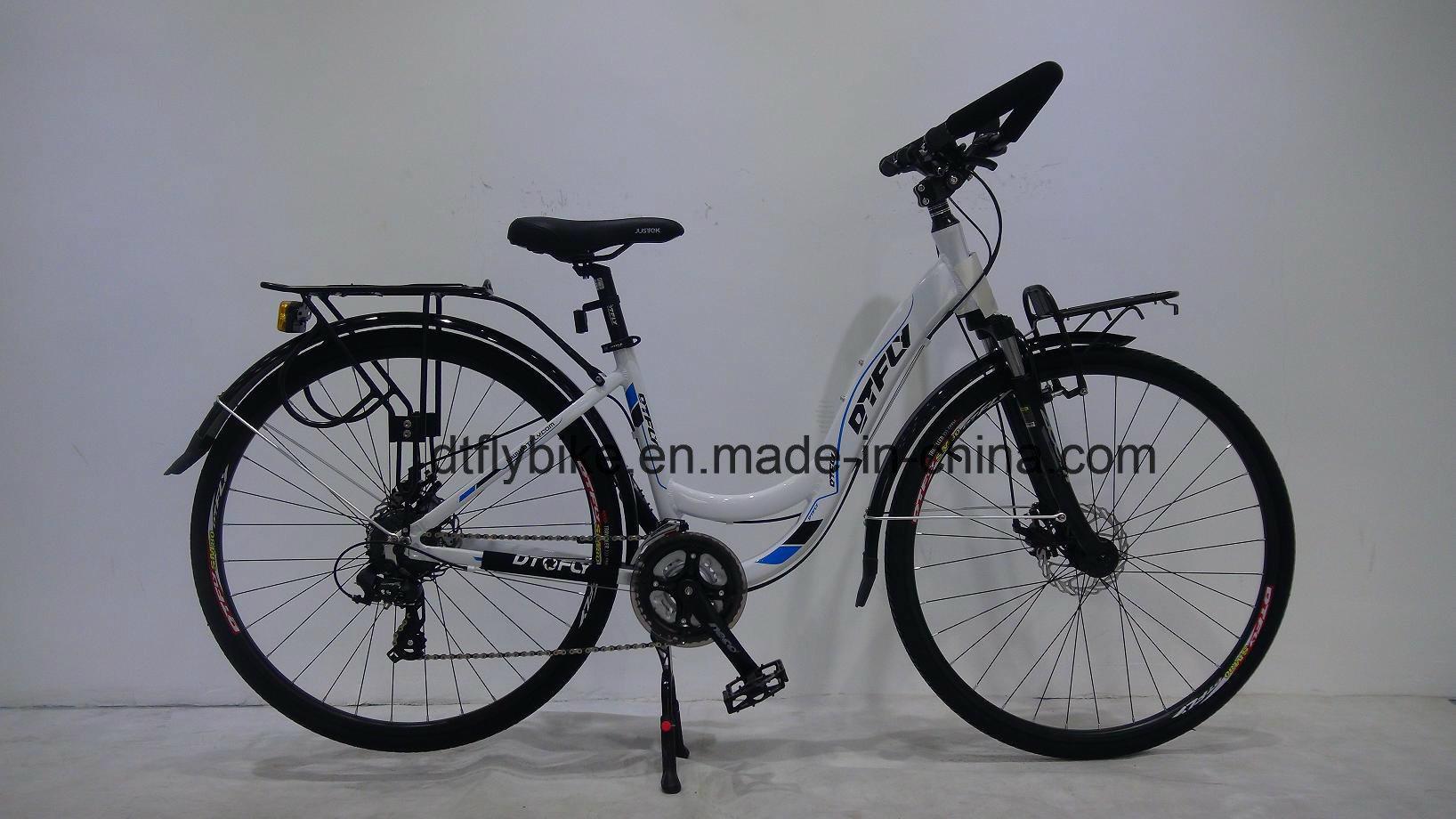 Bike: Touring Bike, 700c, Shimano, 24s