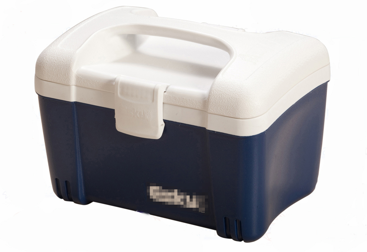 Cooler Box, Ice Box, Cooler Box, 6L