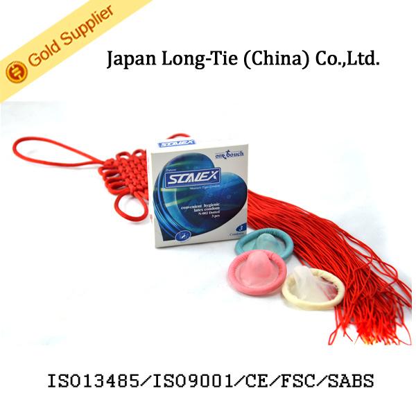 Colored Condoms OEM Condom