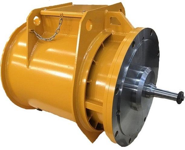 Steel Shell Motor/Water Cooling Motor/Sw225m-4-37kw