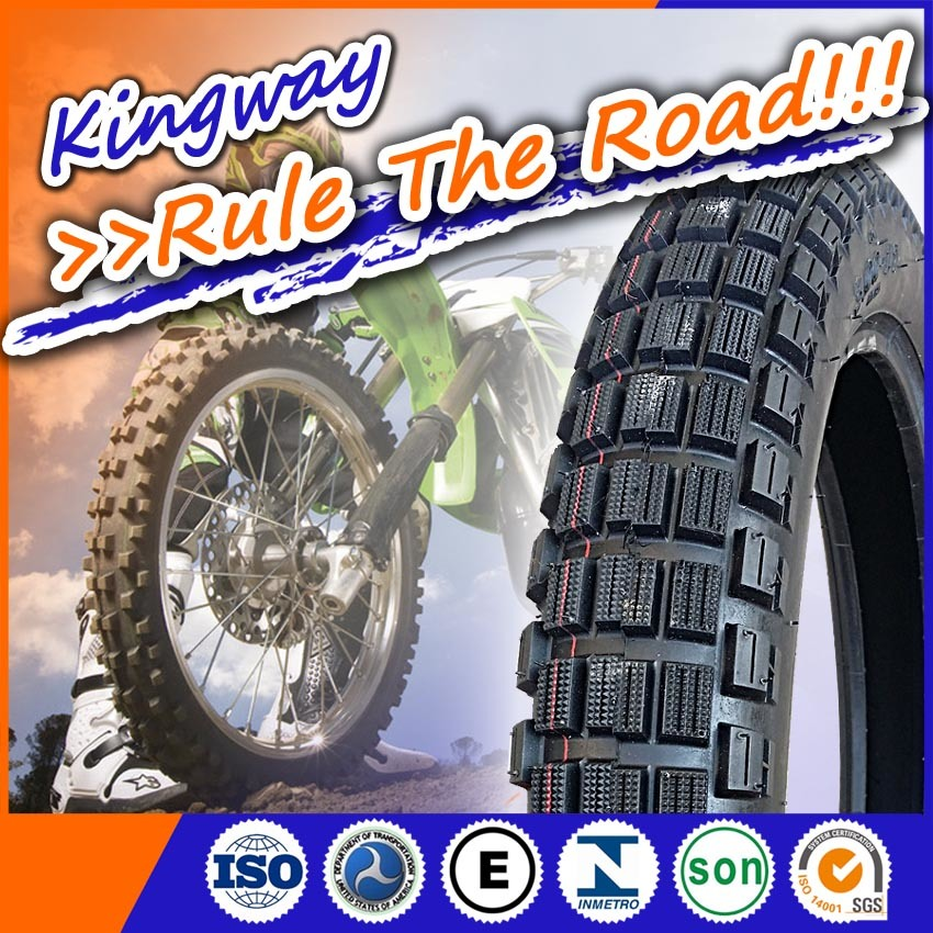 Hot Sale 3.00-18 Heavy Duty Motorcycle Tyre