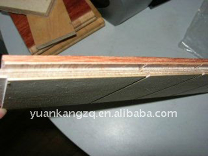 Beijing Supplier Light Color Brushed Oak Parquet Engineered Hardwood Flooring
