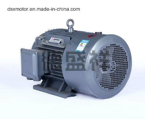 4kw Three-Phase Induction Motor Electric Motor AC Motor