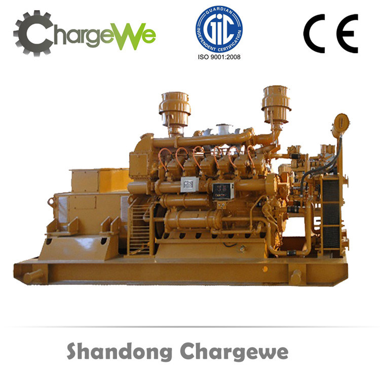 Natural Gas Generator Set with Low Price Made in China