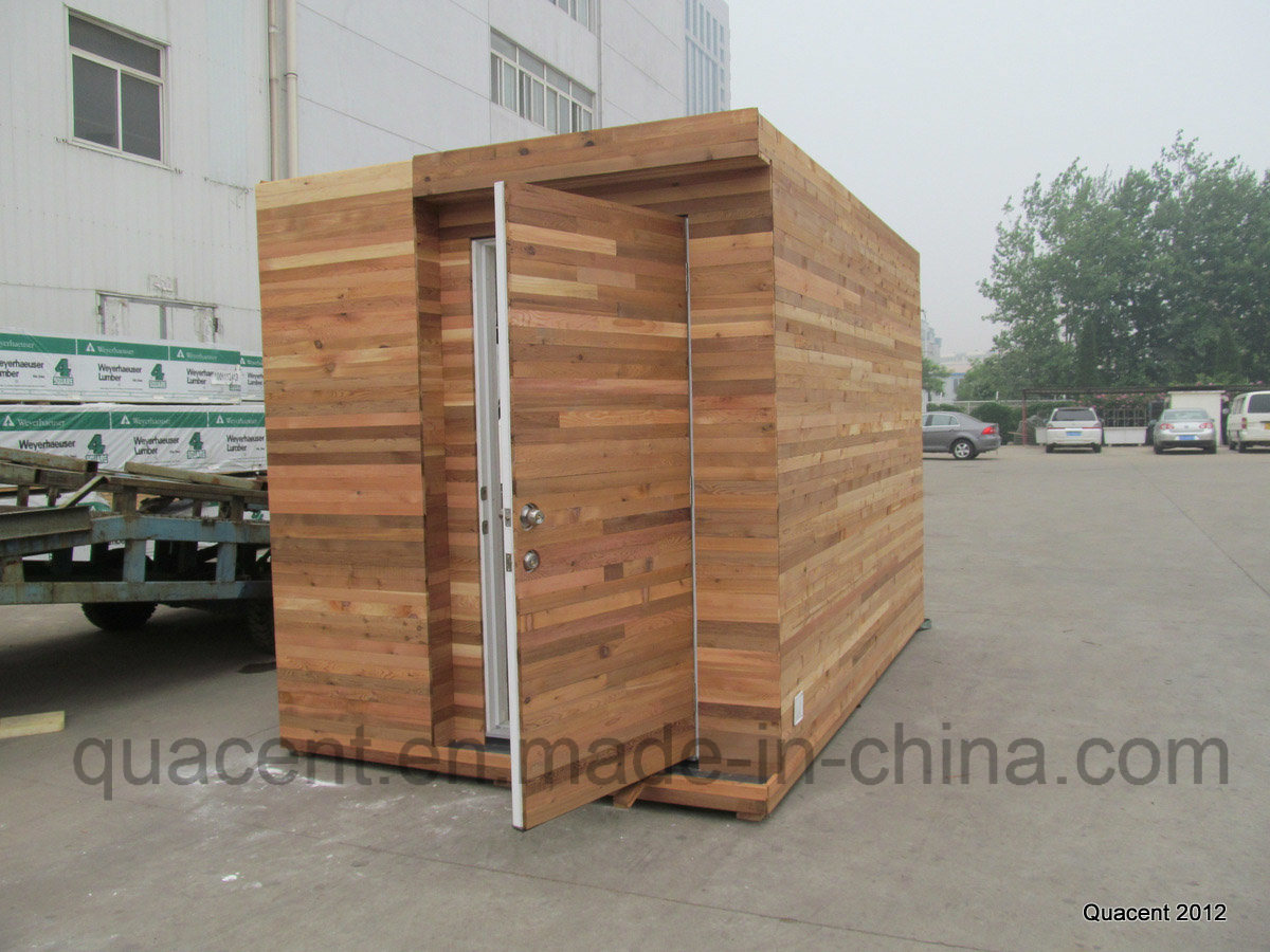 Prefab Container House for Vacation or Office