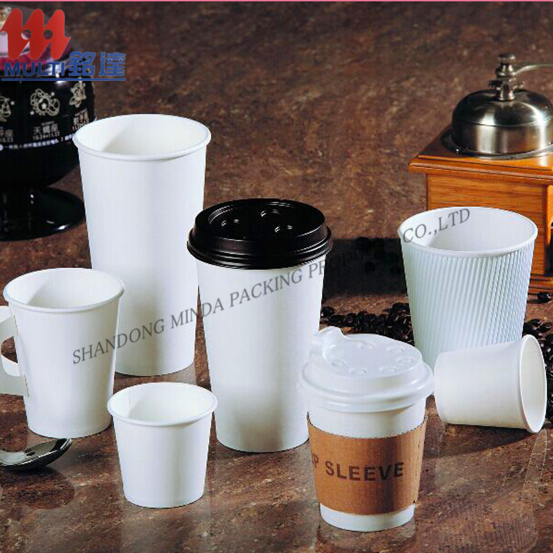 Disposable Custom Printed Paper Cup