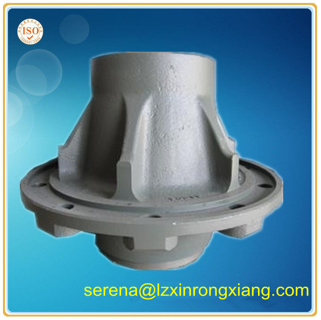 Cast Steel Wheel Casting Iron Wheel Hub Steel Wheel