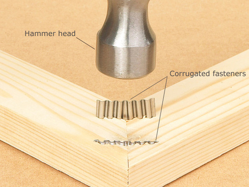 Bea Type W Series Corrugated Fasteners