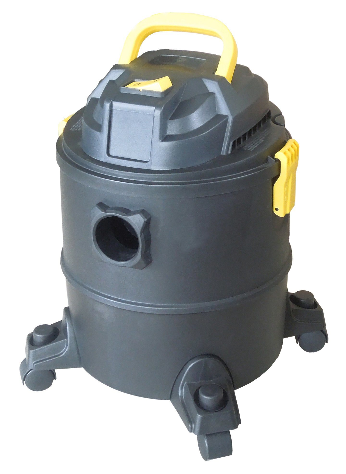 305p-20L 1400W Plastic Tank Wet Dry Water Dust Vacuum Cleaner with or Without Socket
