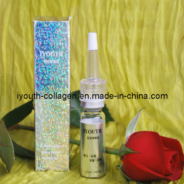 GMP, Top 100% Natural Fish Collagen, Taiwan Golden Milkfish Collagen Skin′s Water Ampule