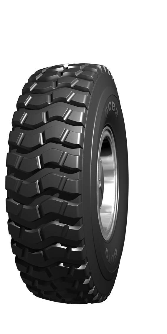 OTR Tire, off-The-Road Tire, Radial Tire Gcb2 14.00r24 16.00r24